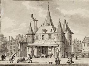 Sint Antoniespoort (nu Waag)