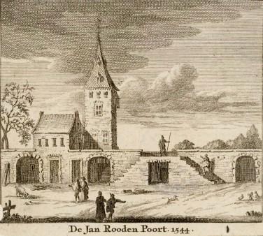 Jan Roodenpoort (stond op de huidige Torensluis)