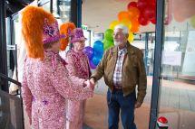 De Gebroeders Grimm heten Otto Leedekerken welkom